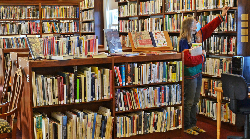 Photo: Craftsbury Public Library Recognized