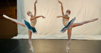 Ballet Wolcott Performs Virtually