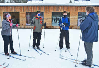 Photos: Skiing Fun at the Craftsbury Outdoor Center
