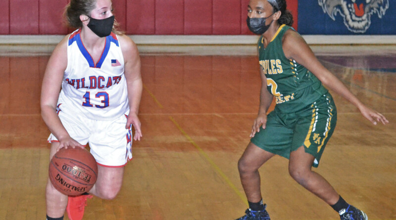 Lady Cats Struggle with Tough Schedule