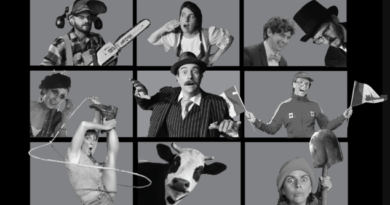 """Vermont Vaudeville's """"The New Normal"""" at HCA on July 24"""