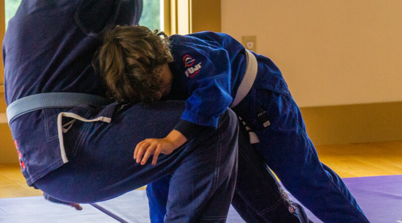 Jiu-Jitsu Offered for Children at the Open Space