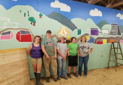 Greensboro 4-H Club Featured at Champlain Valley Exposition